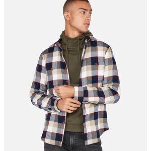 Express Plaid Flannel Men's